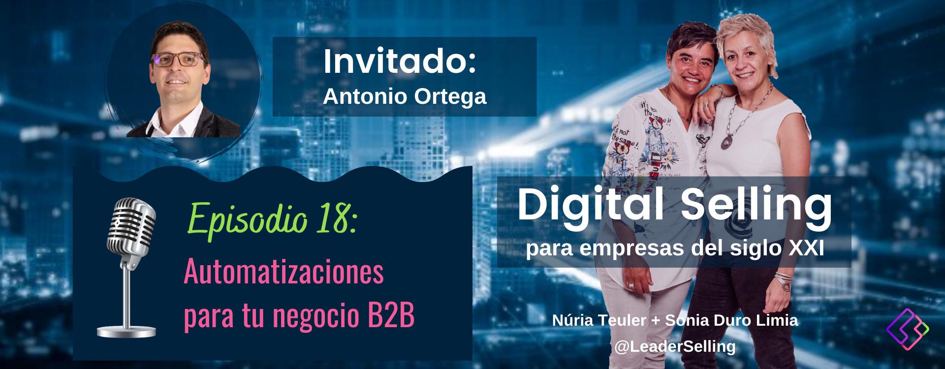 automatizacion del negocio B2B
